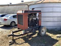 Case IH 6590T Power Unit
