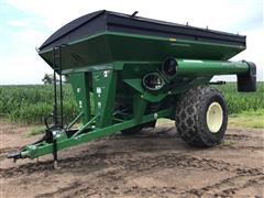 2010 Brent 1082 Grain Cart