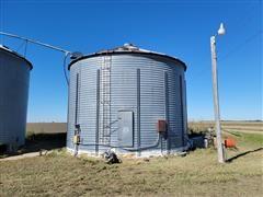 5,000 Bushel Grain Bin