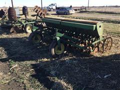 John Deere LLA Press Grain Drill W/Small Seed Box