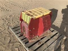 Feed Wagon Dual Gear Box
