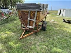 Homemade Wagon