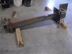 Steel Rear Implement Hitch