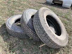 Bridgestone / BF Goodrich 11R24.5 Tires