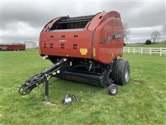 2014 Case IH RB565 Premium Round Baler