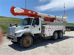 2007 International Workstat 7400 SBA 6x4 T/A Bucket Truck