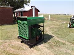 John Deere 4045T Diesel Power Unit