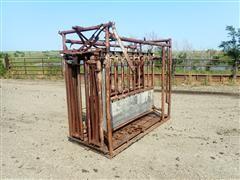 Pearson Cattle Chute