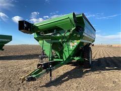 2012 J&M 1151-22 Grain Cart
