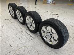 2019 Goodyear LT265/60/R20 Wrangler SR-A Tires/Rims