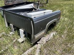 2002 Chevrolet Short Box Pickup Box