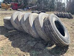 Bridgestone / Michelin 11R22.5 Tires