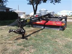 MacDon R113PT 2-Pt Pull Type Windrower