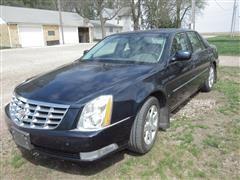 2006 Cadillac DTS Luxury II 4 Door Sedan