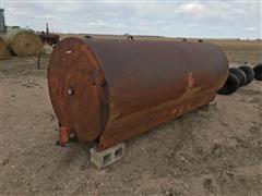 1000-Gal Steel Diesel Fuel Tank