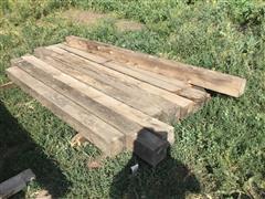 Wooden Beams/Posts