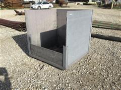Fiberglass Storage Box
