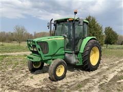 2005 John Deere 6415 2WD Tractor