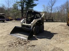 2019 Terex V200S Skid Steer Loader