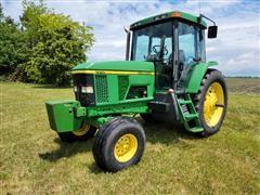 2002 John Deere 7210 2WD Tractor