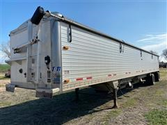 2011 Timpte Super Hopper S/A Grain Trailer