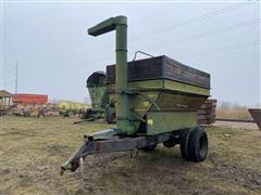 North American Grain-O-vator Grain Cart