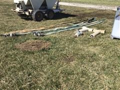 Irrigation Hose And Fittings