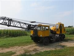1979 Little Giant LG3264R Truck Crane