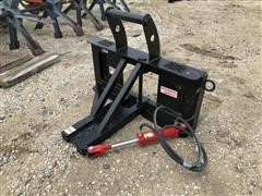 2021 Industrias America H-Post Easy Man Skid Steer Post/Tree Puller