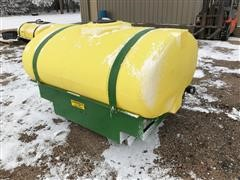 J D Skiles Front-Mount Fertilizer Tank