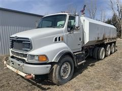 2002 Sterling LT9530 Tri/A Water Truck