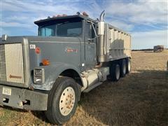 1988 International F9370 Tri/A Dump Truck