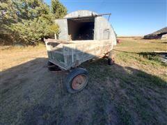 Antique Feed Wagon