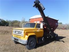 1986 Chevrolet C70 S/A Seed Tender Truck