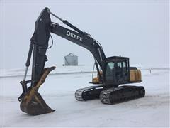 2009 John Deere 270D LC Excavator
