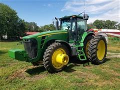 2009 John Deere 8430 MFWD Tractor