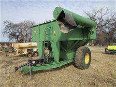 United Farm Tools 500SA 500 Bushel Grain Cart