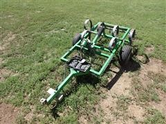 "Quadivator 42"" ATV Field Cultivator"